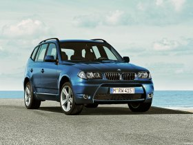 Fotos de BMW X3 E83 2003