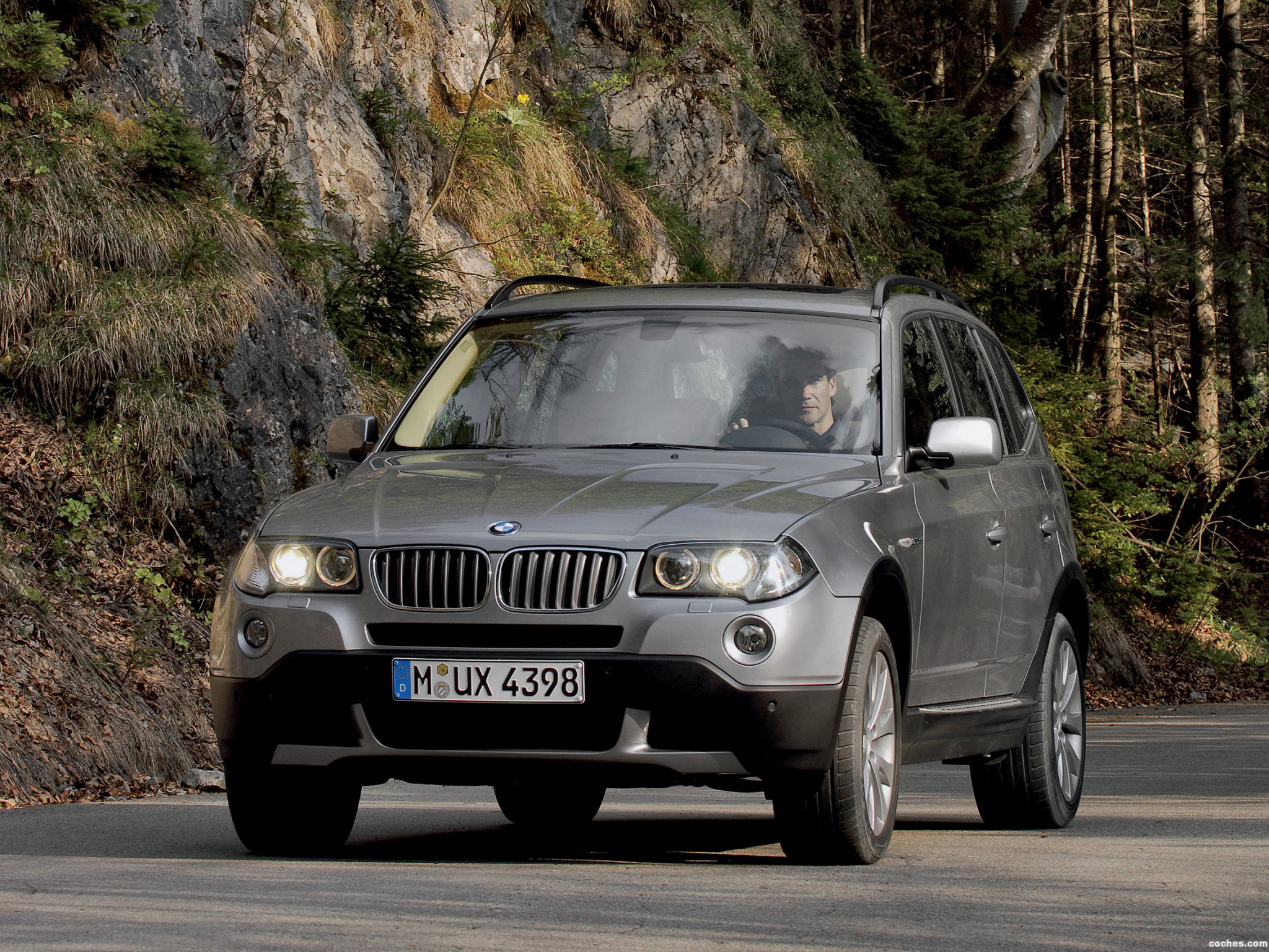 Foto 0 de BMW X3 Facelift E83 2006