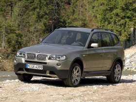 Ver foto 12 de BMW X3 Facelift E83 2006