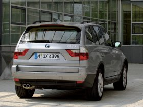 Ver foto 3 de BMW X3 Facelift E83 2006