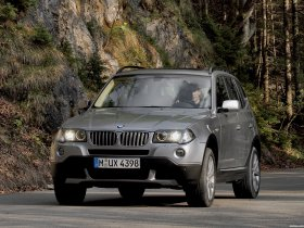 Fotos de BMW X3 Facelift E83 2006