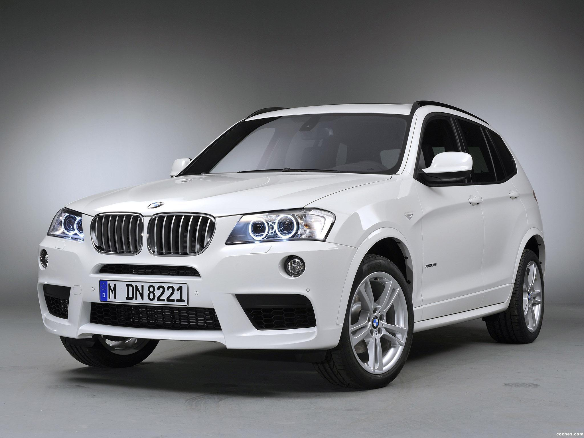 Foto 0 de BMW X3 M-Sports Package F25 2010