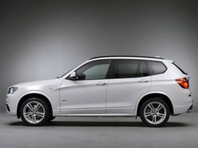 Ver foto 4 de BMW X3 M-Sports Package F25 2010