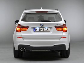 Ver foto 2 de BMW X3 M-Sports Package F25 2010