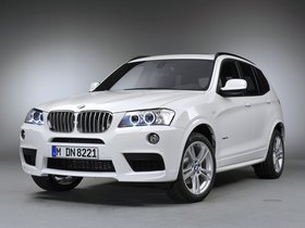 Fotos de BMW X3 M-Sports Package F25 2010