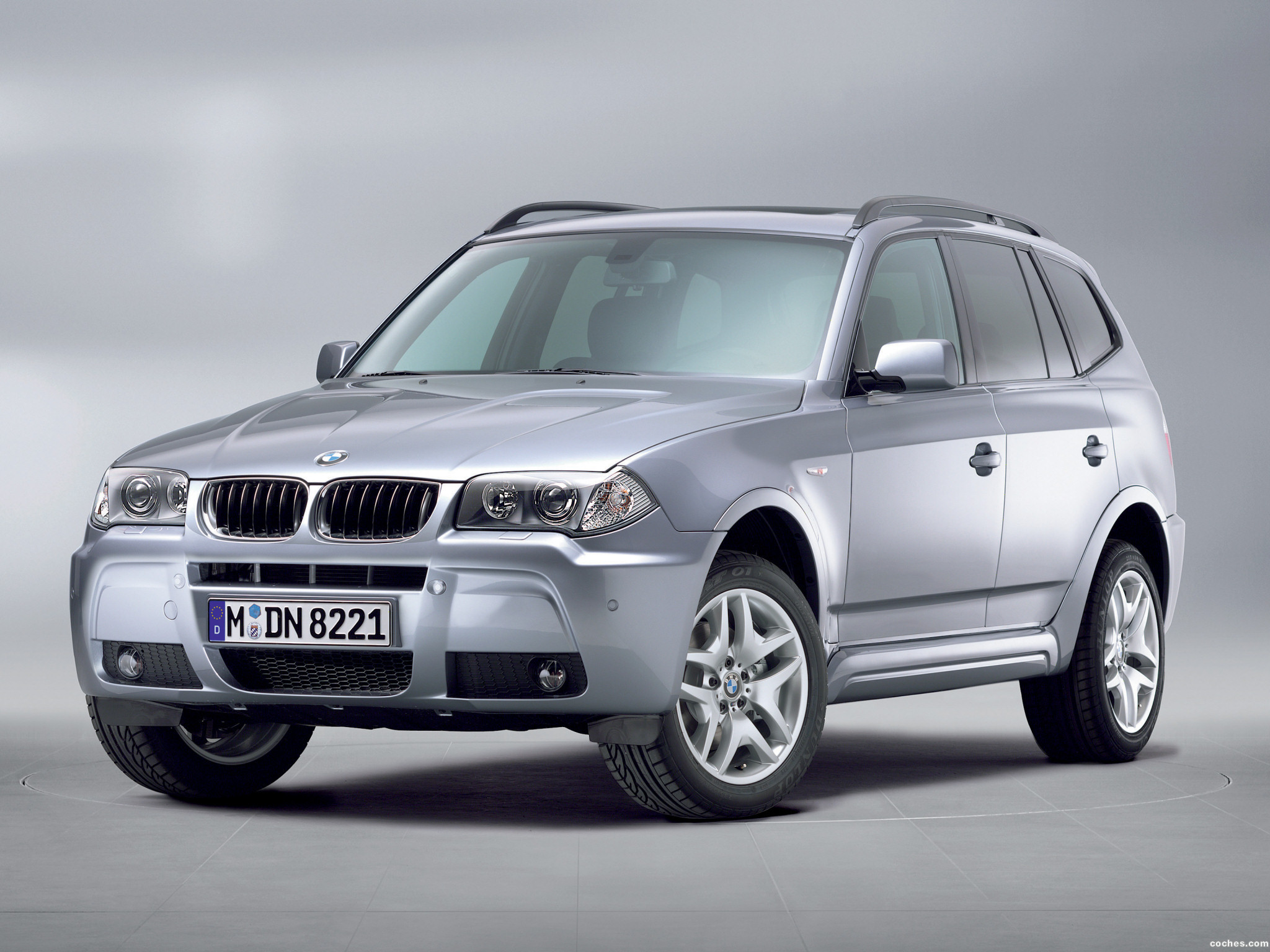 Foto 0 de BMW X3 M package E83 2005