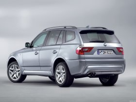 Ver foto 4 de BMW X3 M package E83 2005