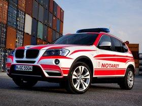 Ver foto 1 de BMW X3 Notarzt F25 2011