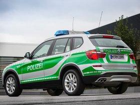 Ver foto 3 de BMW X3 Polizei F25 2014