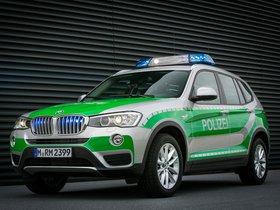 Ver foto 2 de BMW X3 Polizei F25 2014