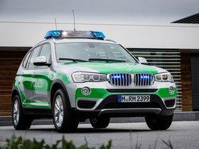 Ver foto 1 de BMW X3 Polizei F25 2014