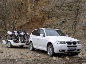 Ver foto 15 de BMW X3 xDrive E83 2009