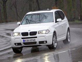 Ver foto 10 de BMW X3 xDrive E83 2009