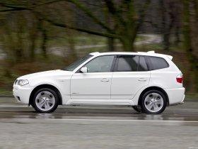 Ver foto 9 de BMW X3 xDrive E83 2009