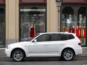 Ver foto 8 de BMW X3 xDrive E83 2009