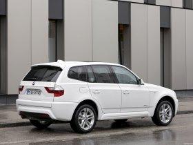 Ver foto 7 de BMW X3 xDrive E83 2009