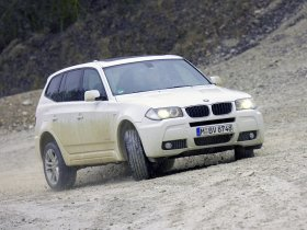 Ver foto 23 de BMW X3 xDrive E83 2009