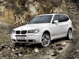 Fotos de BMW X3 xDrive E83 2009