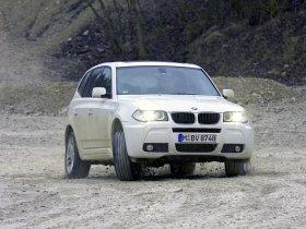 Ver foto 22 de BMW X3 xDrive E83 2009