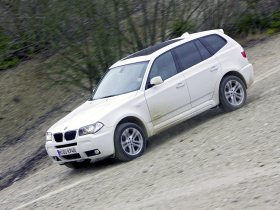 Ver foto 21 de BMW X3 xDrive E83 2009