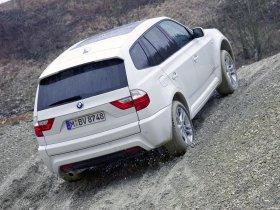Ver foto 18 de BMW X3 xDrive E83 2009