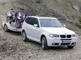 Ver foto 16 de BMW X3 xDrive E83 2009