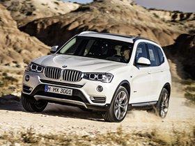 Ver foto 14 de BMW X3 X-Line Package F25 2014