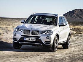 Ver foto 10 de BMW X3 X-Line Package F25 2014