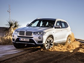 Fotos de BMW X3 X-Line Package F25 2014