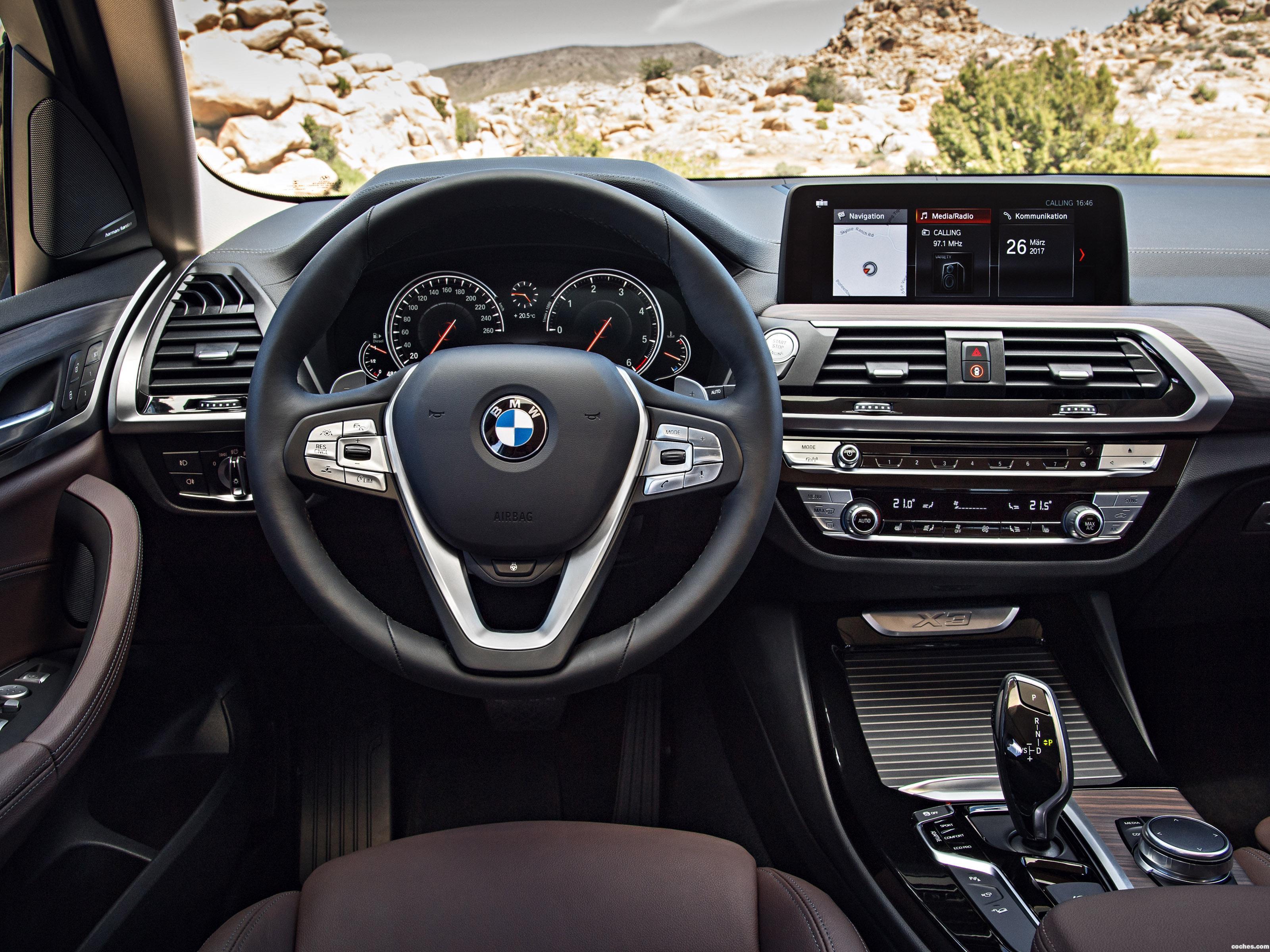 Foto 27 de BMW x3 xDrive30d xLine G01  2017