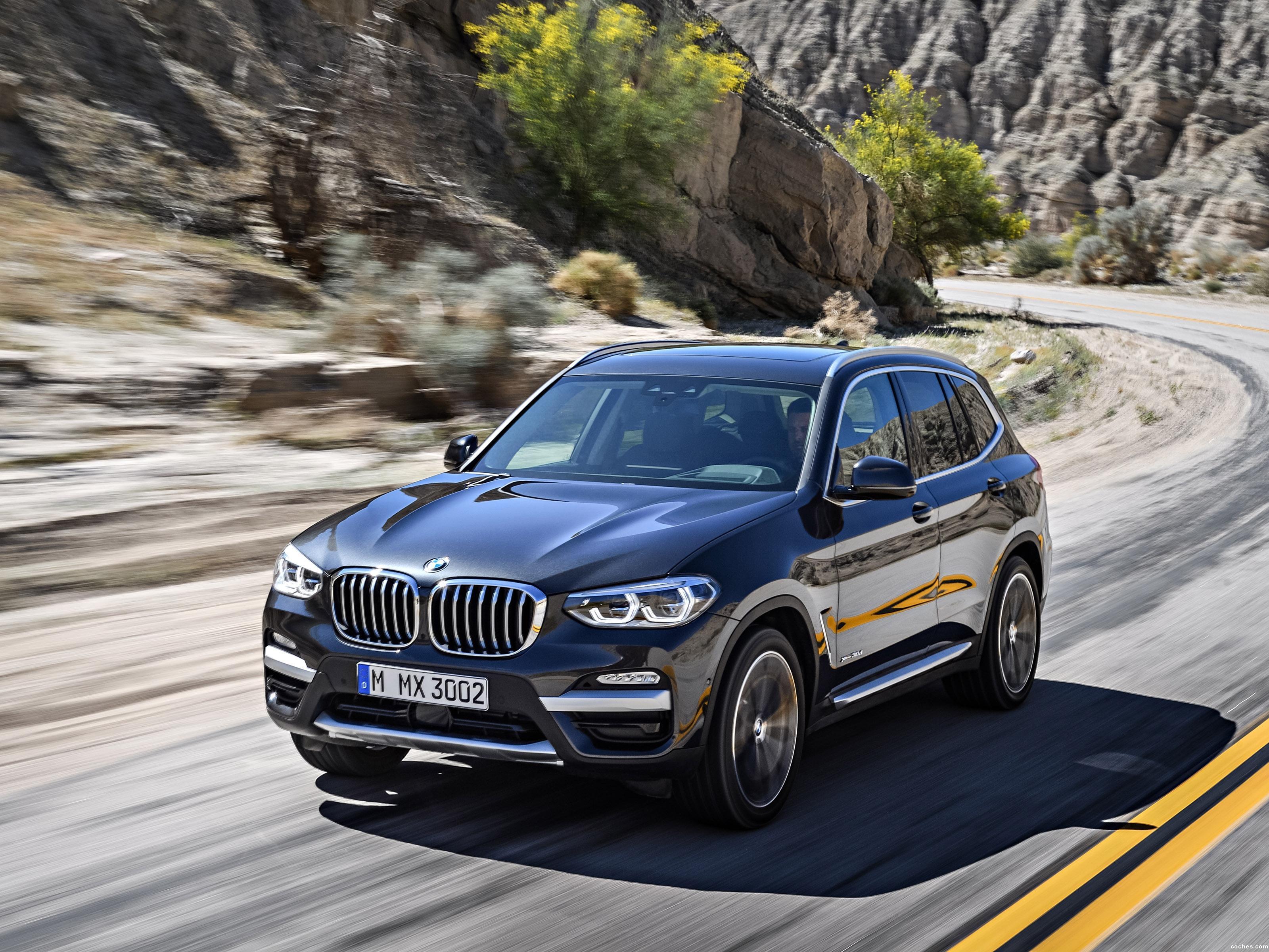Foto 8 de BMW x3 xDrive30d xLine G01  2017