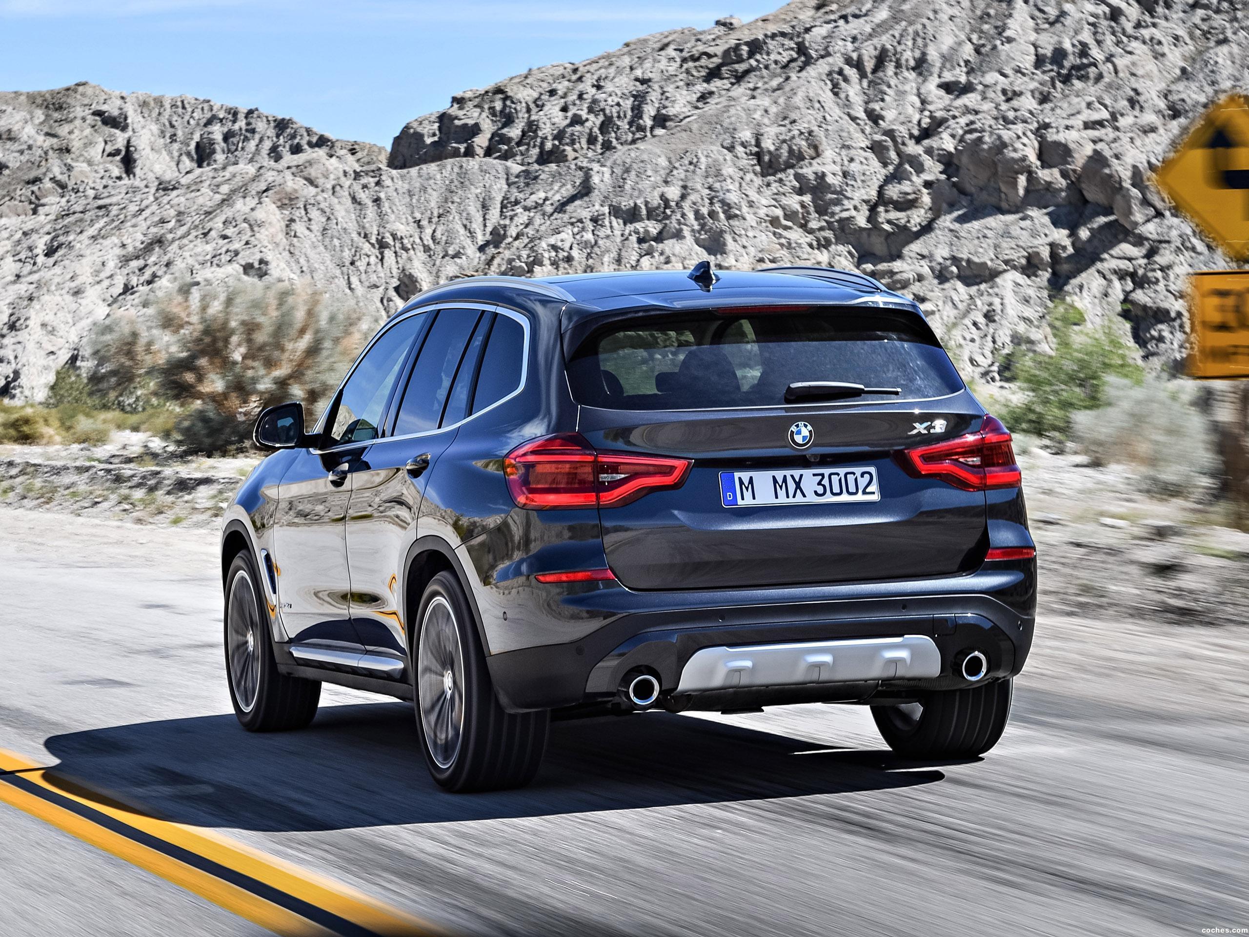Foto 5 de BMW x3 xDrive30d xLine G01  2017