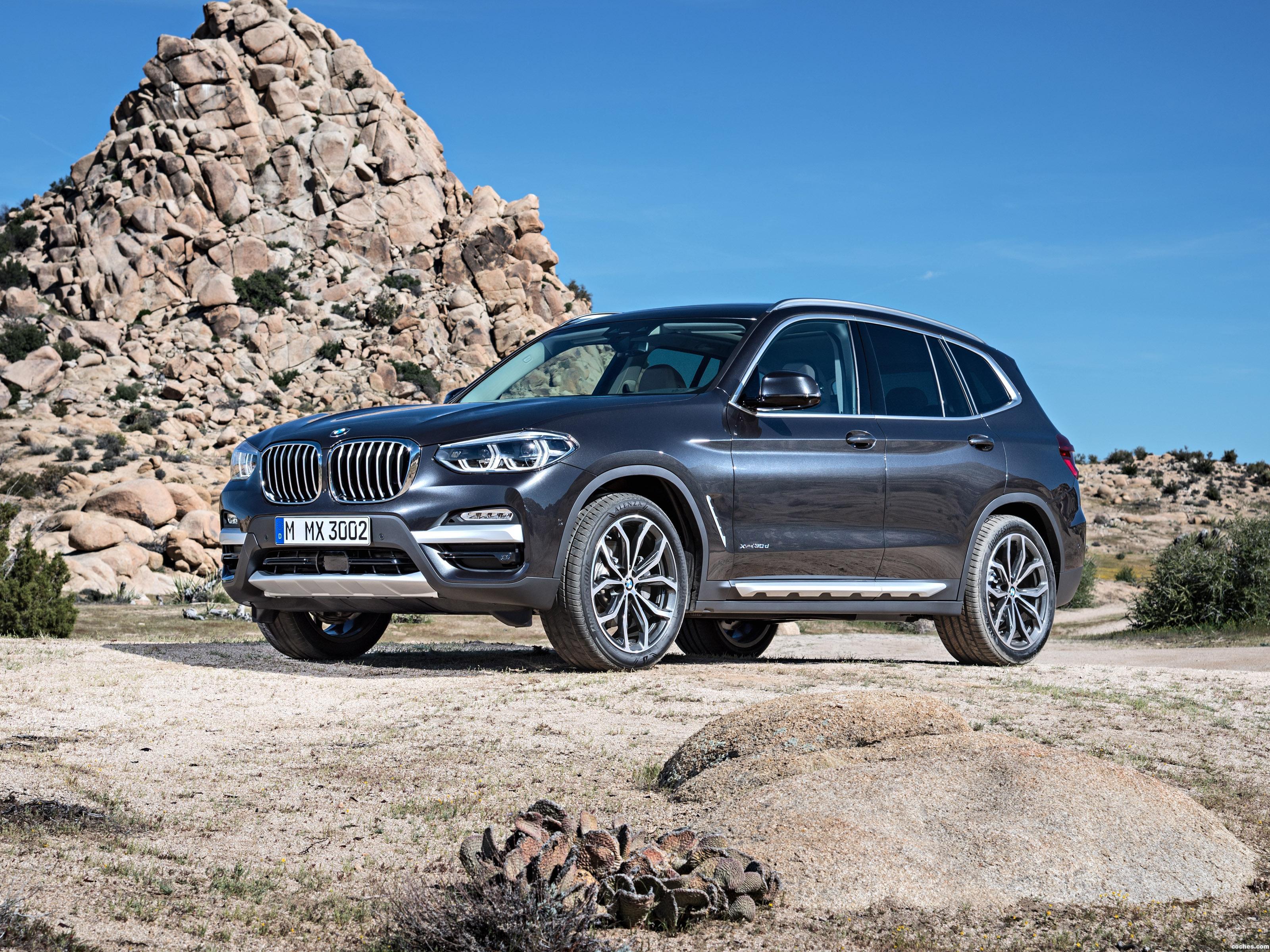 Foto 19 de BMW x3 xDrive30d xLine G01  2017