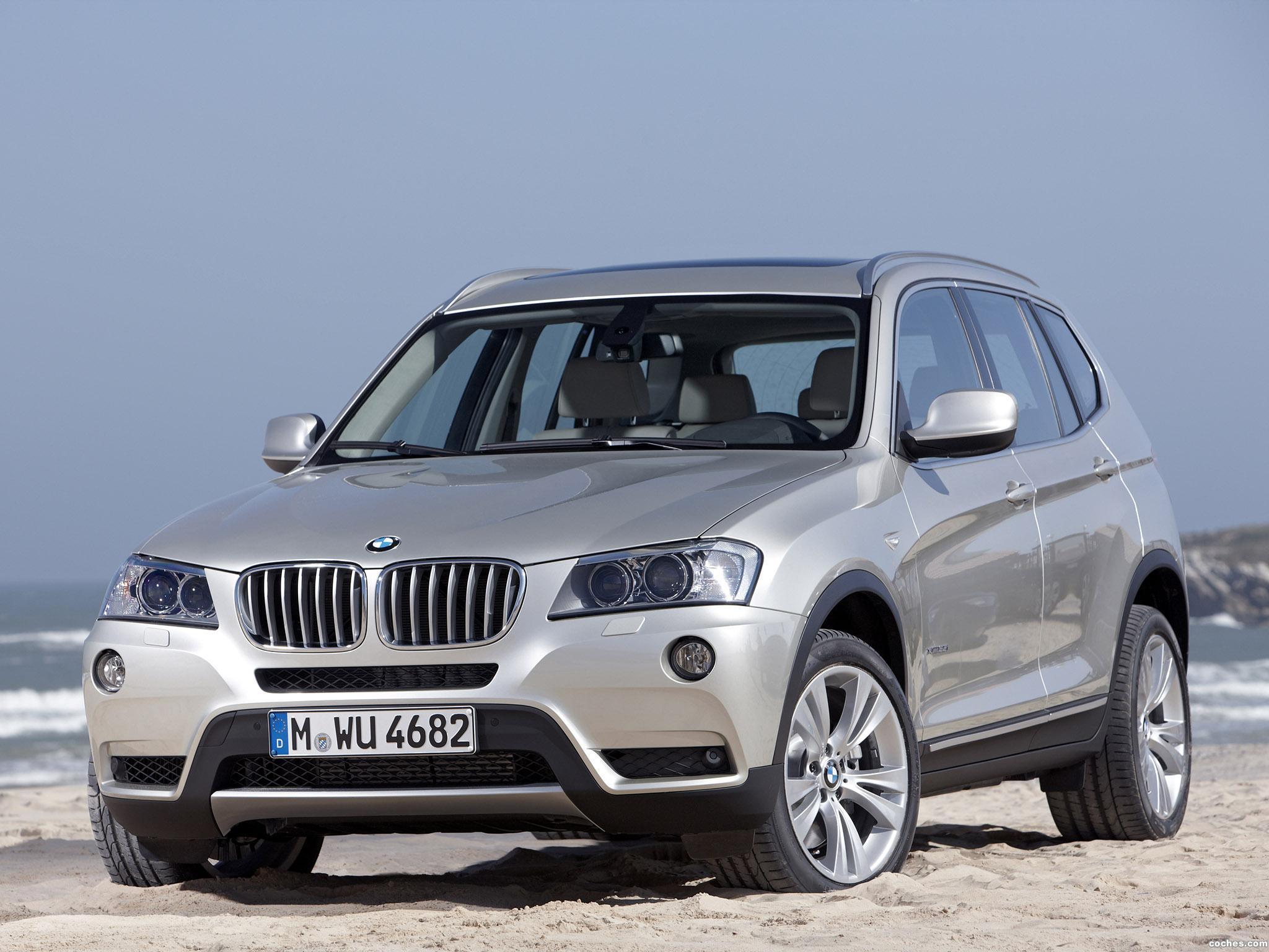 Foto 0 de BMW X3 xDrive F25 2010