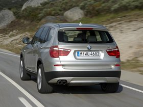 Ver foto 45 de BMW X3 xDrive F25 2010