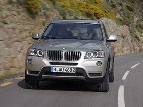 Ver foto 39 de BMW X3 xDrive F25 2010