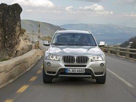 Ver foto 38 de BMW X3 xDrive F25 2010