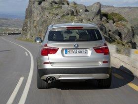 Ver foto 37 de BMW X3 xDrive F25 2010