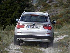 Ver foto 30 de BMW X3 xDrive F25 2010