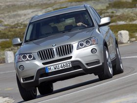 Ver foto 29 de BMW X3 xDrive F25 2010