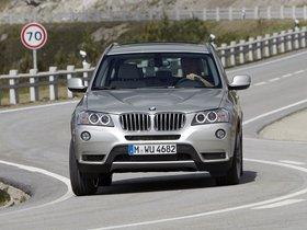 Ver foto 27 de BMW X3 xDrive F25 2010
