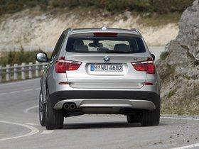 Ver foto 26 de BMW X3 xDrive F25 2010