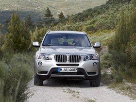 Ver foto 25 de BMW X3 xDrive F25 2010