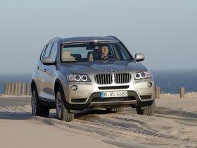 Ver foto 24 de BMW X3 xDrive F25 2010