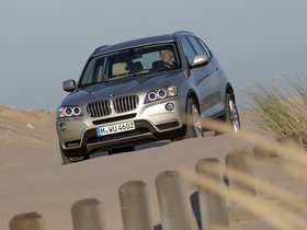 Ver foto 23 de BMW X3 xDrive F25 2010