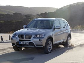 Ver foto 18 de BMW X3 xDrive F25 2010