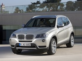 Ver foto 10 de BMW X3 xDrive F25 2010