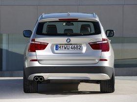 Ver foto 8 de BMW X3 xDrive F25 2010