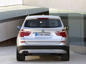 Ver foto 6 de BMW X3 xDrive F25 2010