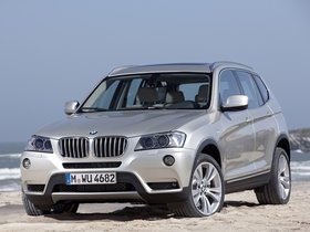 Fotos de BMW X3 xDrive F25 2010